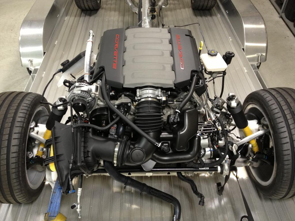 C7 Corvette Chassis Speartech Wiring Harness Ls No Longer Available